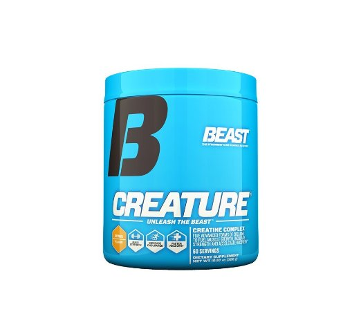 Beast Sports Nutrition Creature Creatine Powder, 300 grams