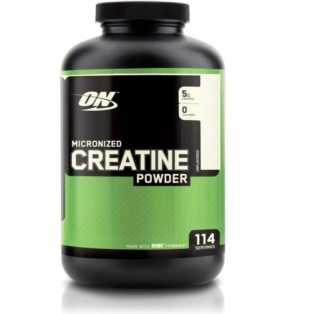 Optimum Nutrition Creatine Powder, 600 grams