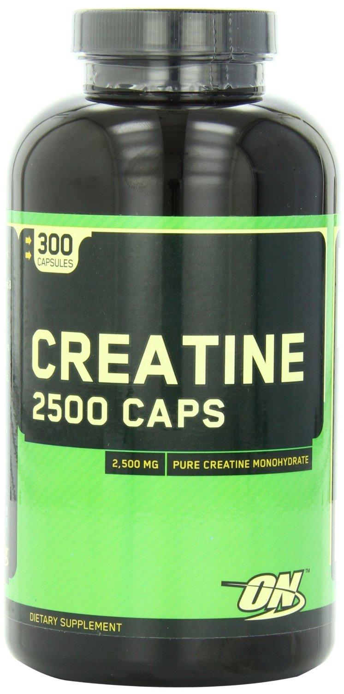 Optimum Nutrition Creatine Capsules, 300 count