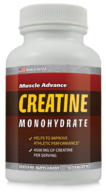 Muscle Advanced Creatine